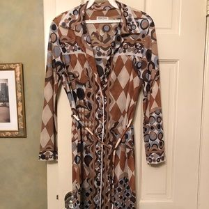 Emilio Pucci for Formfit Rogers dress